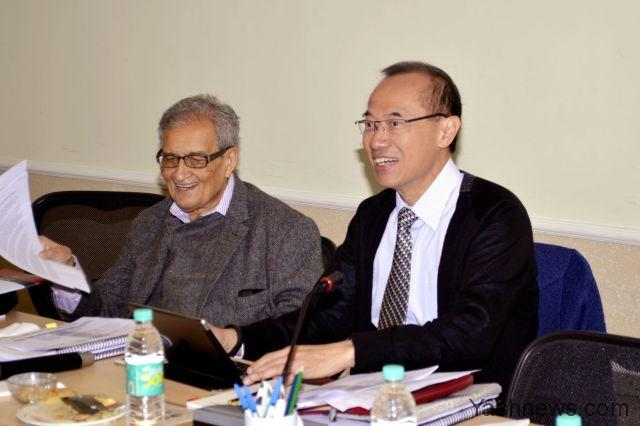 Nalanda University chancellor George Yeo resigns