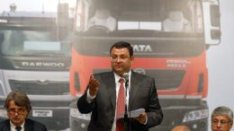 Tata Motors backs Cyrus Mistry