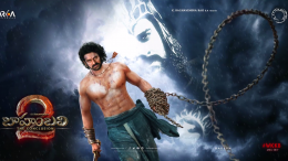bahubali 2 first look best quality poster