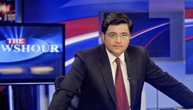 Arnab Goswami announces Republic
