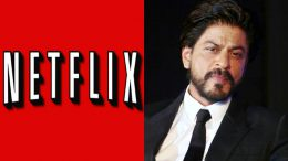 Netflix India signs seal with Bollywood star Shah Rukh Khan