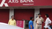 Not taken any action to cancel Axis Bank's license says RBI