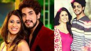 PICS Kishwer Merchant-Suyyash Rai Wedding, sangeet and mehndi