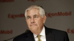 Trump picks Exxon Mobil CEO Rex Tillerson as Secretary of State