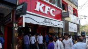 For Navratri 2017 Shiv Sena shuts 300 meat shops and KFC in Gurgaon