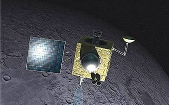 NASA finds India's lost Chandrayaan-1 orbiting Moon