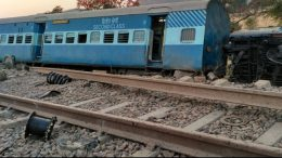 Eight coaches derail near Kulpahar, 52 passengers injured