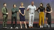 Baywatch stars Priyanka Chopra, Zac Efron, Dwayne Johnson impress at CinemaCon
