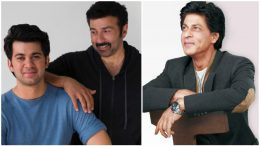 Salman Khan, Shah Rukh Khan welcome Sunny Deol's son Karan Deol to the film industry