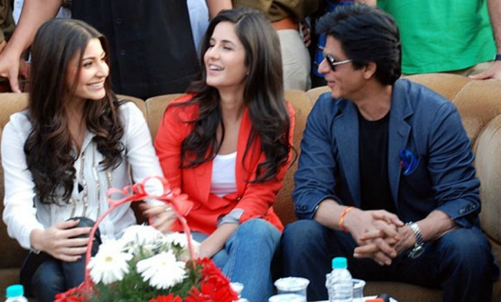 After Jab Tak Hai Jaan, Anushka, SRK and Katrina Will Be Seen Together In 'Katrina Meri Jaan'!