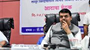 Devendra Fadnavis luckily escaped in Latur chopper crash