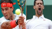 Djokovic, Nadal on French Open 2017 semi-final collision course