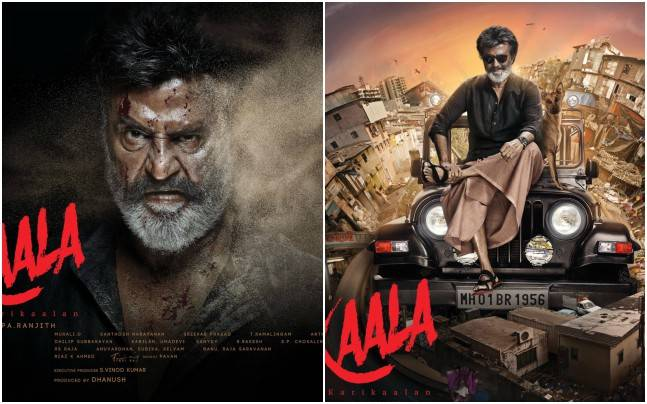 Checkout the first look poster of Rajinikanth's Kaala Karikalan