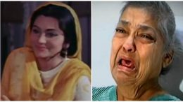'Pakeezah' actress Geeta Kapoor abandoned by son in hospital