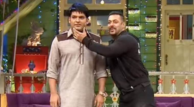Salman Khan saved 'The Kapil Sharma Show' from going off air Read How