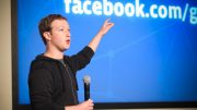 Facebook nears two billion monthly users