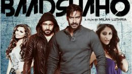 Baadshaho Poster: Ajay Devgn Is 'The Badass In A Bandana'