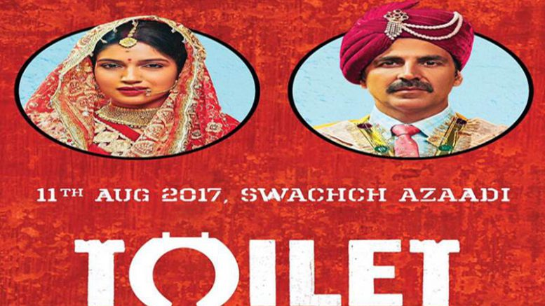 'Has Mat Pagli' from Toilet: Ek Prem Katha is a light, upbeat number