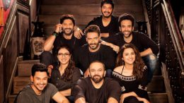 Tabu to star in Golmaal 4