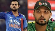 India And Bangladesh Captains