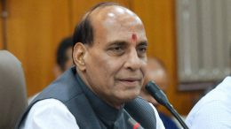 Rajnath Singh says Centre won't impose any restrictions on choice of food on Beef Ban