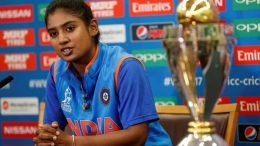 Mithali named captain of ICC Women's World Cup team