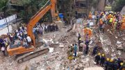 building collapse in ghatkopar