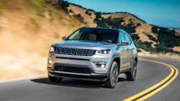 Fiat Chrysler India launched Jeep Compass SUV at 14.95 lakh