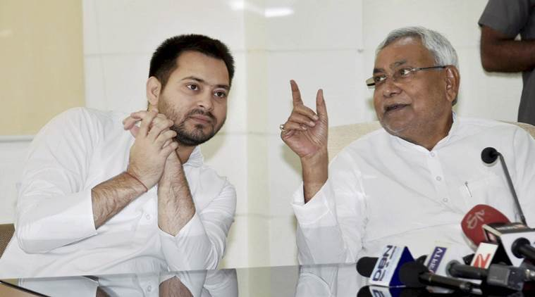 Bihar Deputy CM Tejashwi Yadav rules out resignation, says BJP scared of 28 yr old