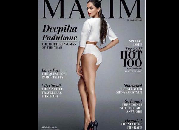 SENSATIONAL! Did Deepika Padukone Pose Naked For Maxim Magazine Cover? Truth Behind The VIRAL PIC