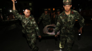 Strong Quake Hits China's Sichuan Province, 13 Dead