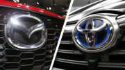 Toyota and Mazda : link up to build $1.6 billion U.S. plant, develop electric cars