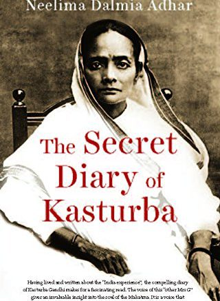 """The Secret Diary of Kasturba"",now available in Hindi"