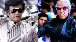 Akshay Kumar's look from Rajinikanth's Enthiran 2