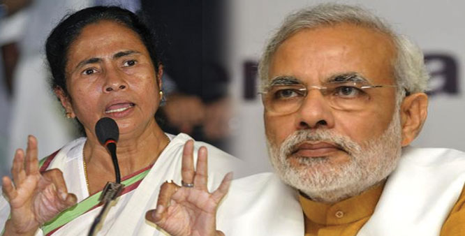 PM Modi's 'Sankalp' plans,Bengal to ignore Centre circular listing Independence Day