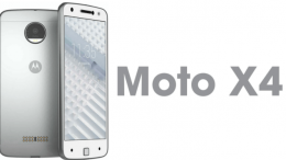 Moto X4 smartphone is expected to be announced at an even