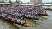 Alappuzha: Stage set for Nehru Trophy Boat Race today