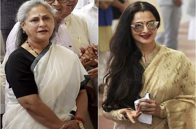 Parliament: When Rekha left Jaya Bachchan startled in Parliament