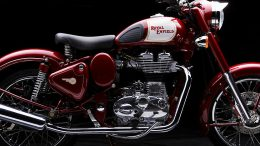 Carberry reveals India-made 1,000cc Royal Enfield engine