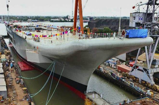 Cochin Shipyard to be on premium with a listing gains of over 20 percent