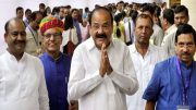 Vice President: Venkaiah Naidu To Take Oath As India's 13th Vice President Today