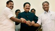 AIADMK: Palaniswami & Panneerselvam make it two-leaves party again
