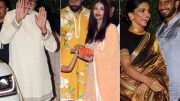 Ganesh Chaturthi 2017: Amitabh Bachchan, Abhishek-Aishwarya, Deepika-Ranveer And The Khans Attend Mukesh Ambani's Party