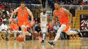 The Basketball Tournament: Boeheim's Army's late push cut short in 81-77 loss to Overseas Elite, a 17-0 record in The Basketball Tournament