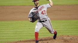 Gio Gonzalez loses no-hit bid in ninth inning in Nationals' 1-0 win over Marlins