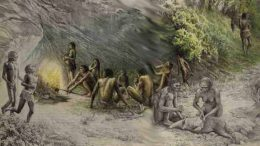 Humans arrived in Southeast Asia 20,000 years earlier