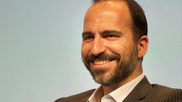 Silicon Valley outsider, Trump critic: Uber's new CEO Dara Khosrowshahi