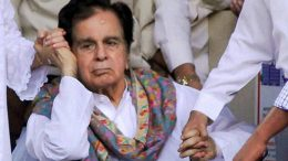 Veteran actor Dilip Kumar hospitalised