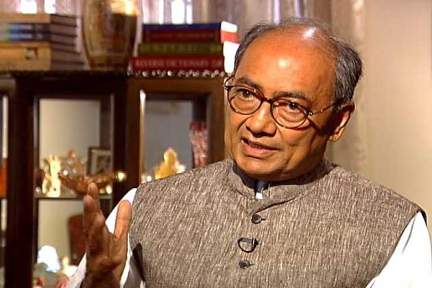 In surprise move, Congress removes Digvijaya Singh as Telangana incharge, R C Khuntia to take over