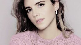 Emma Watson, has been named the most inspiring celebrity for teenagers